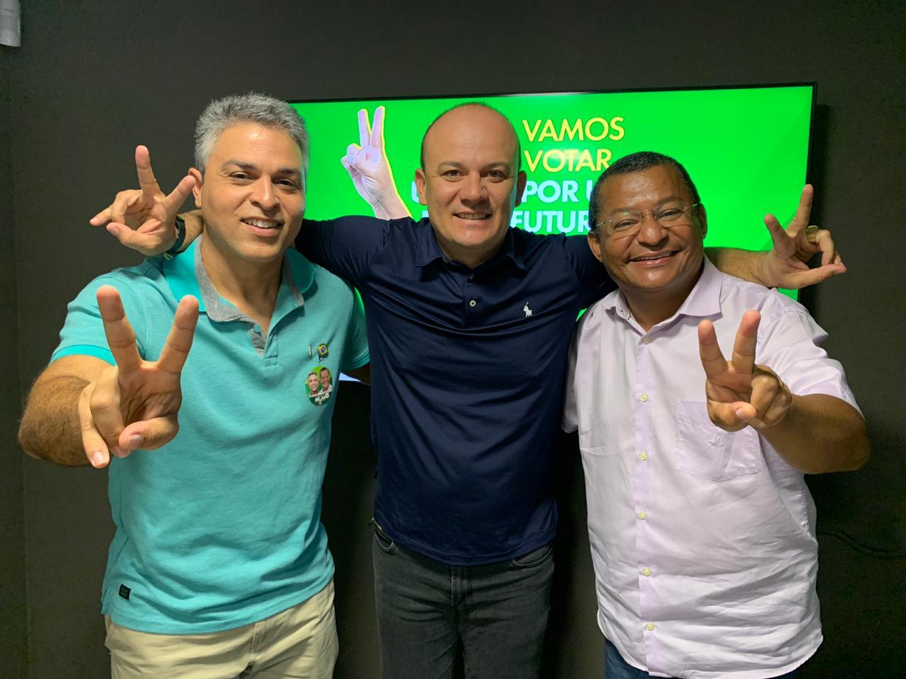 WhatsApp Image 2020 11 18 at 12.54.26 - Em coletiva, Nilvan anunciará mais um apoio para campanha no 2º turno - VEJA VÍDEO