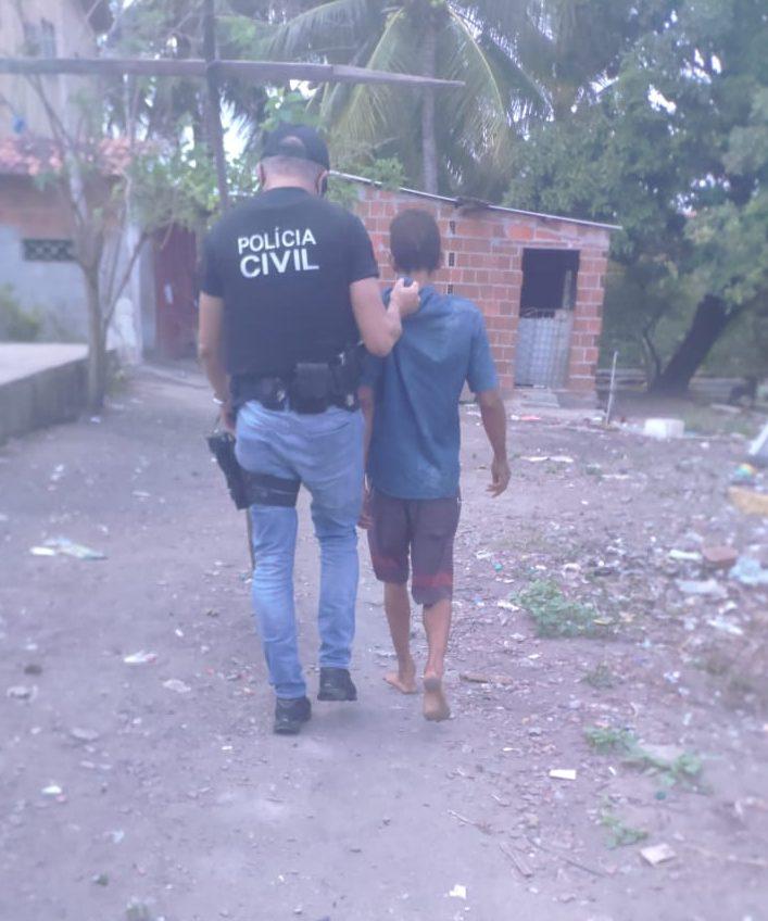 WhatsApp Image 2020 11 20 at 16.54.34 e1605904099388 - Jovem que estuprou e matou idosa no início do mês é preso pela Polícia Civil em João Pessoa