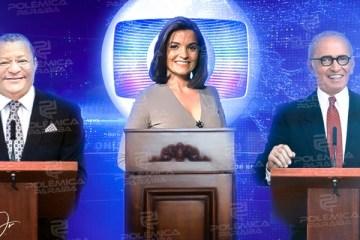 SEM MODERADOR DE FORA! Debate da Tv Cabo Branco não terá mediador 'importado' e Larissa Pereira estará à frente do confronto; entenda