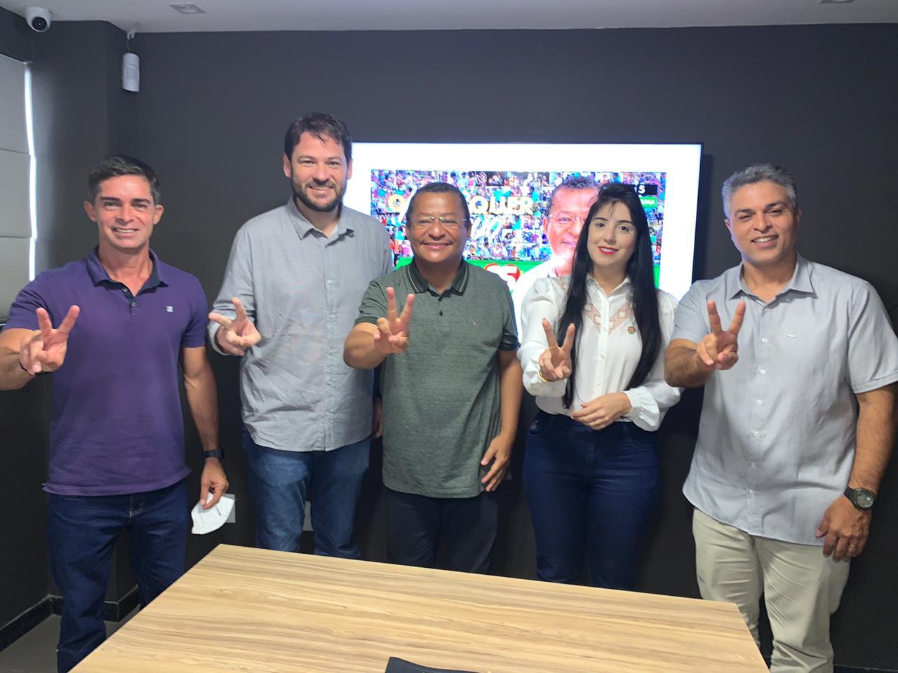 WhatsApp Image 2020 11 24 at 16.33.57 - Candidatos a vice de Walber, Raoni e Ruy Carneiro estão apoiando Nilvan neste segundo turno