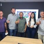 WhatsApp Image 2020 11 24 at 16.33.57 - Candidatos a vice de Walber, Raony e Ruy Carneiro estão apoiando Nilvan neste segundo turno