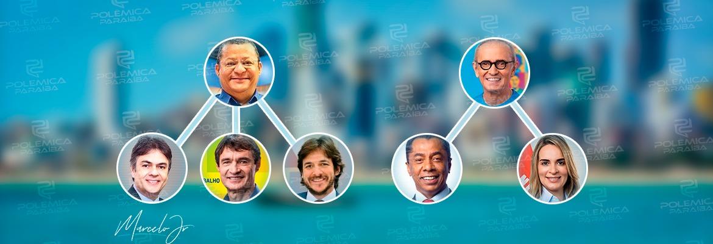 WhatsApp Image 2020 11 26 at 11.55.15 - Apoiam quem?: segundo turno na capital coloca em cena Cássio Cunha Lima e outras figuras políticas de Campina Grande