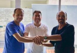 Vereadores Marcos Bandeira e Toinho Pé de Aço também anunciam apoio a Mikika Leitão para Presidência da CMJP