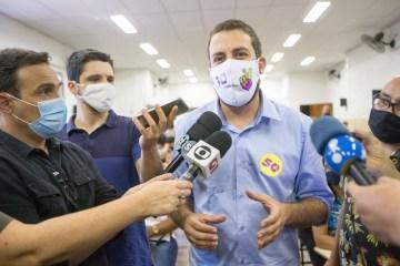 age20201125048 - CORONAVÍRUS: Globo cancela debate em São Paulo após teste positivo de Boulos