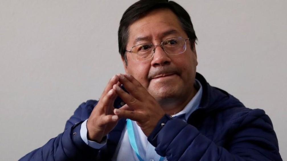 arce - Presidente eleito da Bolívia é alvo de ataque com dinamites, diz partido