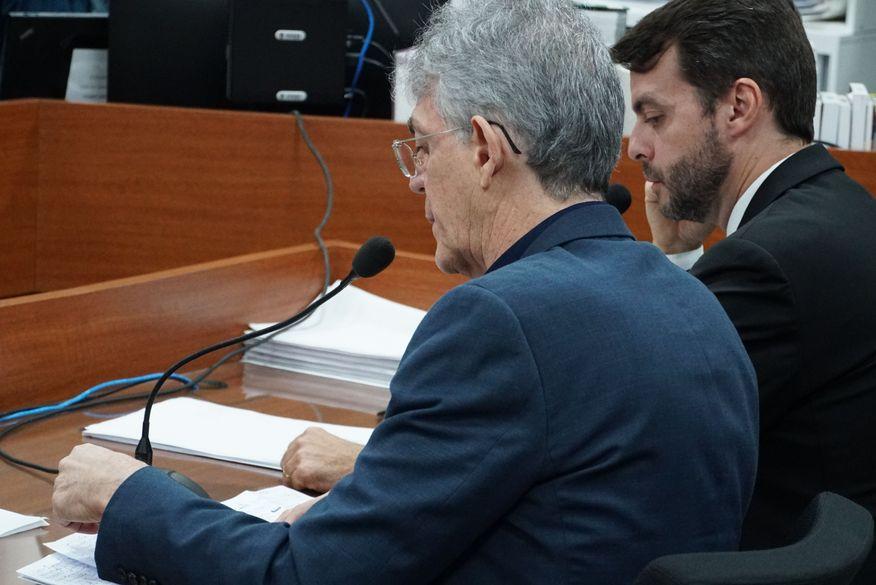 audiencia de custodia de rc walla santos 109 - TSE julga nesta terça-feira processos que poderão deixar Ricardo Coutinho inelegível