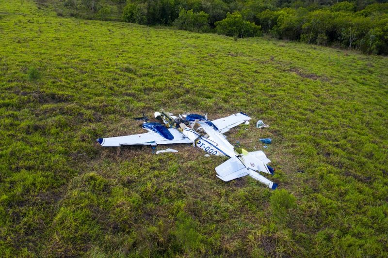 avoa 800x533 1 - Chega a Campina Grande corpo de paraibano que pilotava avião que caiu em SP