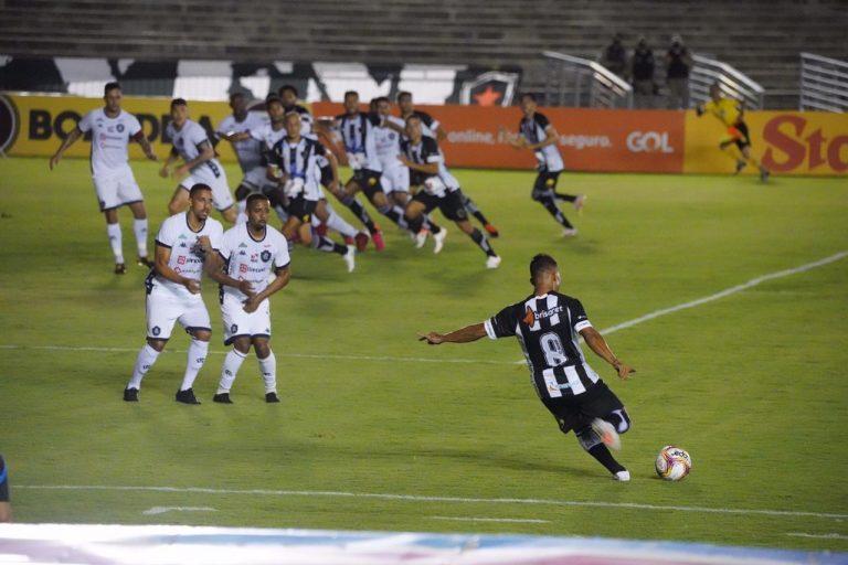 bota - CAMPEONATO BRASILEIRO: Botafogo-PB e Remo empatam sem gols e Belo segue próximo ao Z2