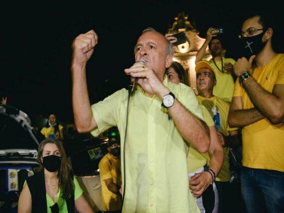 branco 1 - ALHANDRA: Branco Mendes consegue liminar e tem candidatura garantida - CONFIRA DOCUMENTO