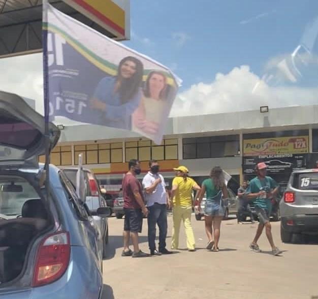 cabedelo1 - AIJE deve tirar Morgana Macena da eleição por abuso de poder econômico e compra de voto em Cabedelo - VEJA FOTOS