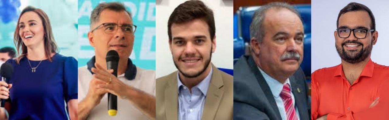 candidatos cg proposta feed - Confira a agenda dos candidatos a prefeito de Campina Grande neste domingo (8)