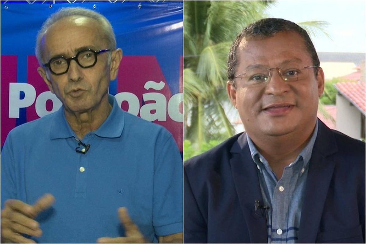 cicero e nilvan joao pessoa segundo turno - NESTA TERÇA-FEIRA: Tv Arapuan realiza primeiro debate do 2º turno entre Cícero e Nilvan