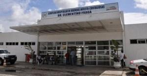 clementino fraga 300x156 - 'Não significa colapso', esclarece Geraldo Medeiros sobre ocupação de leitos do Clementino Fraga