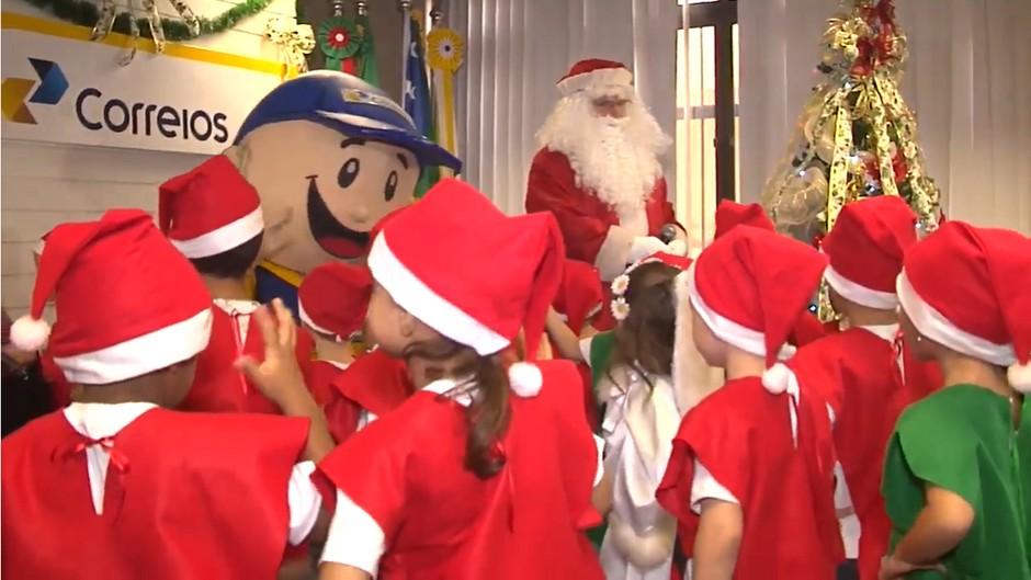 csm papai noel cc37d60649 1 - Cartinhas para Papai Noel dos Correios já podem ser adotadas
