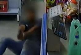 Guarda-civil de folga reage a assalto em mercado e atira em criminosos