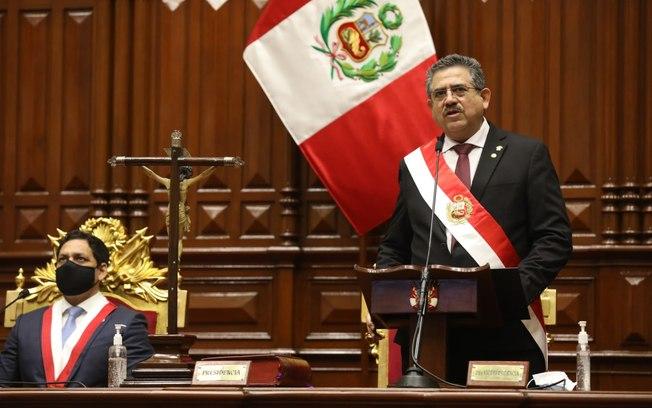 d5igs6j1vamv36t13dzea6o8u - Após morte de manifestantes, presidente do Peru renuncia