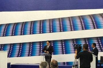 DEBATE MASTER: Nilvan critica projetos de Cicero, faz acusações e primeiro bloco termina em conflito; confira