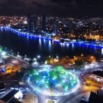 decoração - Prefeitura de Campina Grande converte programação do Natal Iluminado em lives, após suspensão de eventos