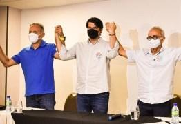 """""""Derrotamos a mentira, a enganação e a falsificação"""", diz Aguinaldo Ribeiro ao comemorar vitória de Cícero Lucena"""
