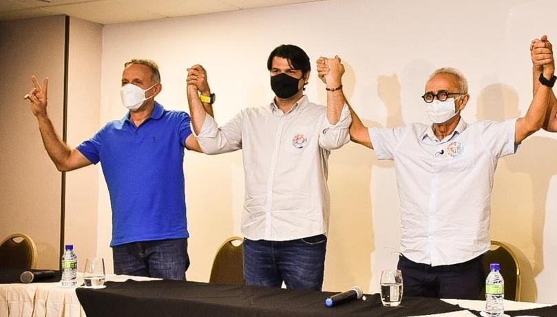 """e74a5560 98df 4acf 995e fb1365cd5f6e - """"Derrotamos a mentira, a enganação e a falsificação"""", diz Aguinaldo Ribeiro ao comemorar vitória de Cícero Lucena"""