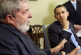 Em livro de memórias, Obama compara Lula a 'chefão' de crime americano e fala em 'propina na casa dos bilhões'