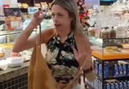 TJ autoriza que mulher que ofendeu atendente em padaria responda processo em liberdade