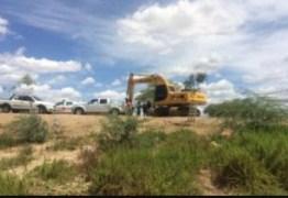NO CARIRI: Polícia Militar deflagra operação contra extração irregular de minério