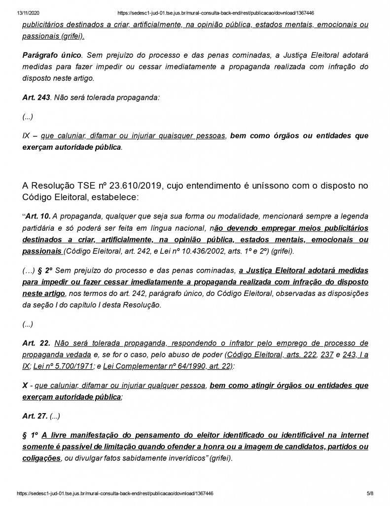 joao pessoa 5 - Justiça eleitoral determina que Ricardo Coutinho exclua propaganda com acusações de que Gaeco teria manipulado áudios de delações da Operação Calvário