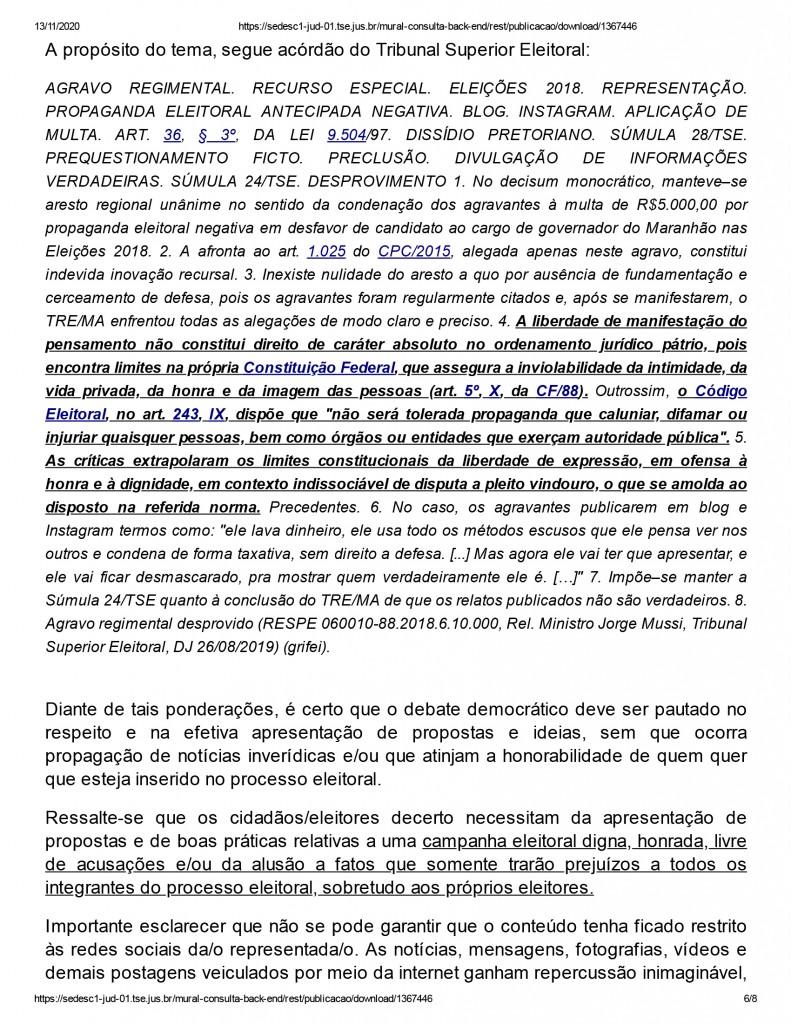 joao pessoa 6 - Justiça eleitoral determina que Ricardo Coutinho exclua propaganda com acusações de que Gaeco teria manipulado áudios de delações da Operação Calvário