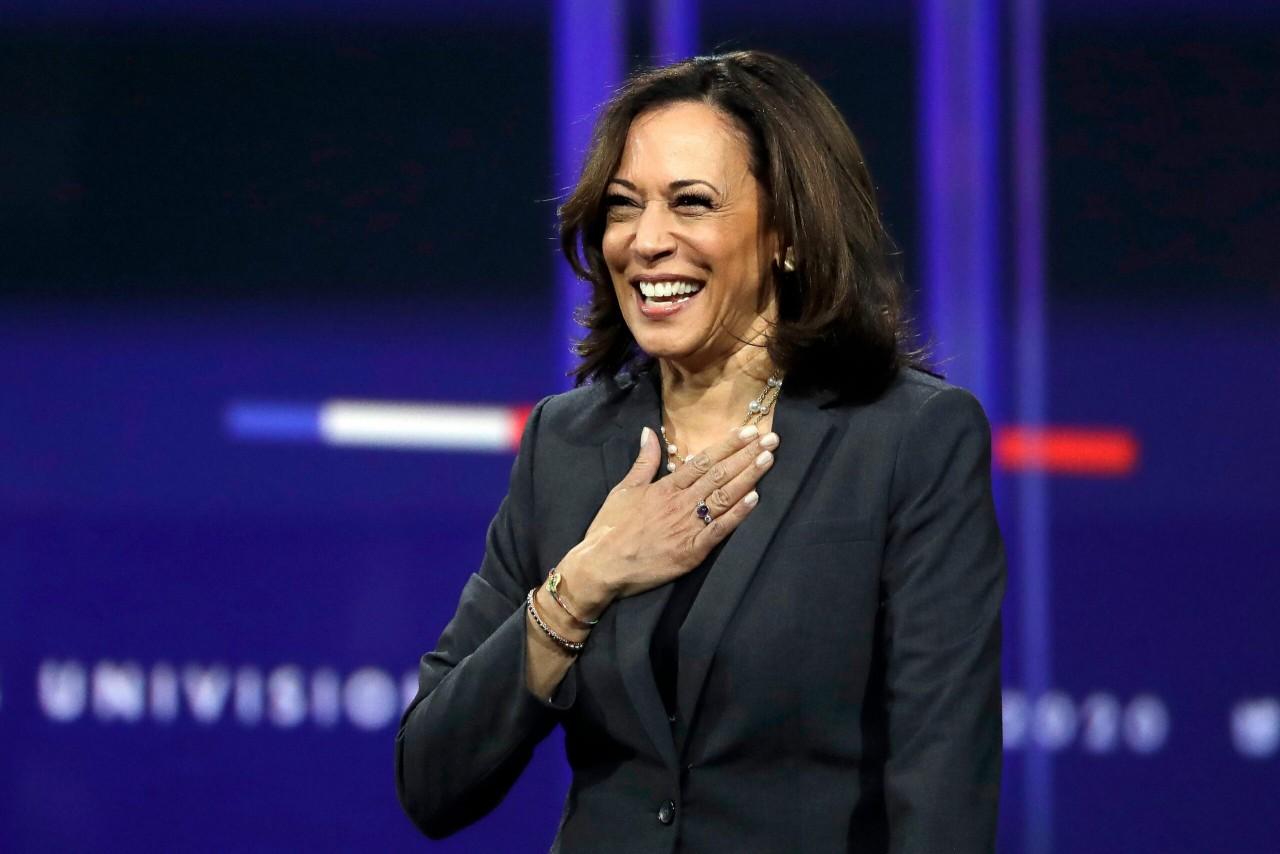 kamala harris scaled 1 - Kamala Harris toma posse como primeira mulher vice-presidente dos EUA