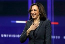 Kamala Harris toma posse como primeira mulher vice-presidente dos EUA