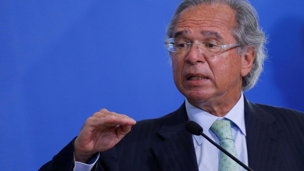 """ministro da economia paulo guedes 1600091474589 v2 1920x1080 - """"Se houver uma segunda onda de pandemia, não é uma possibilidade, é uma certeza"""" diz Guedes sobre prorrogação do auxílio emergencial"""