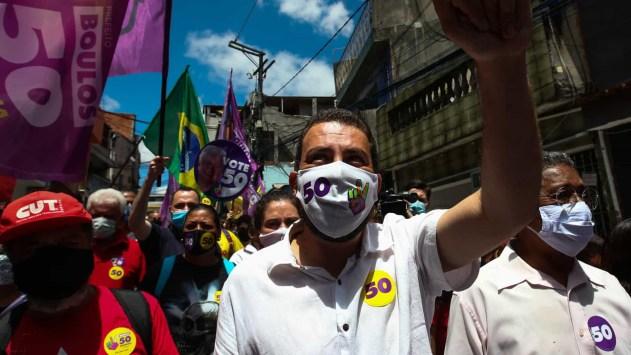 naom 5fc428297df81 - 'Não foi nessa eleição, mas a gente vai ganhar': diz Guilherme Boulos