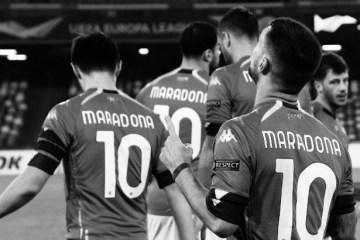 napoli maradona - FUTEBOL: Serie A da Itália prepara rodada com homenagens a Maradona