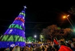 Homem é preso suspeito de furtar 'pisca-piscas' e iluminação de Natal em Campina Grande
