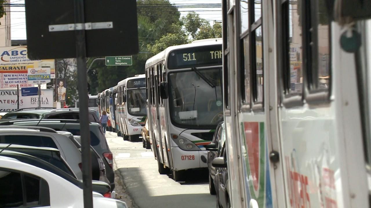 onibus jp - Semob-JP divulga plano operacional de transporte e trânsito para dia das eleições