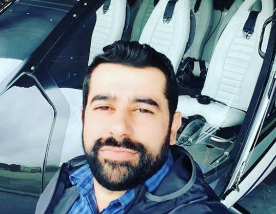 piloto e1606522115782 - Saiba quem é o piloto de avião gravemente baleado no restaurante Olho de Lula hoje a tarde