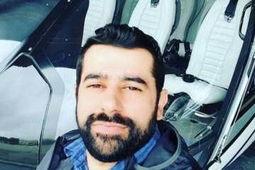 piloto e1606522115782 - MISTÉRIO: Saiba quem é o piloto de avião gravemente baleado no restaurante Olho de Lula