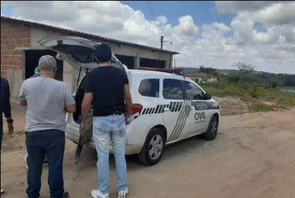 """pm - """"OPERAÇÃO ROMEU E JULIETA"""": casal é preso por tráfico de drogas em Campina Grande"""
