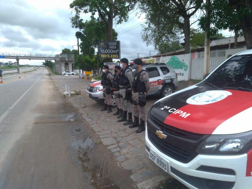 policia 1 1024x767 1 - COMPRA DE VOTO: Homem é detido com santinhos e listas de nomes e valores na cidade de Alhandra
