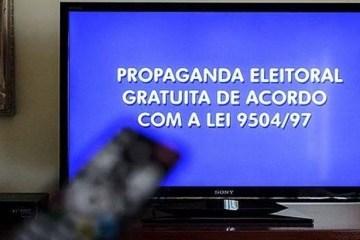 Propaganda eleitoral no rádio e na TV termina nessa sexta (27)