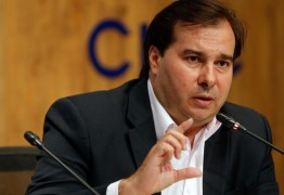Centrão busca apoio de Maia para presidência da Câmara; deputado paraibano é cotado