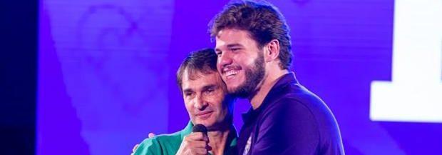 romero e bcl e1605957509160 - COMEÇA A TRANSIÇÃO: Romero Rodrigues divide governo com Bruno Cunha Lima em CG