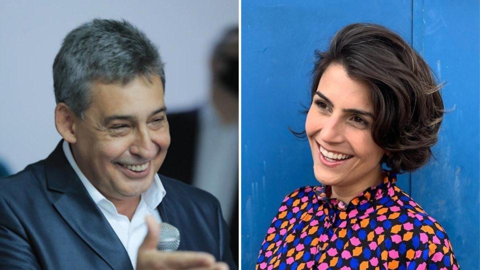 Ibope em Porto Alegre: Sebastião Melo tem 49%; Manuela D'Ávila, 42%