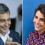 sebastiaõa - Ibope em Porto Alegre: Sebastião Melo tem 49%; Manuela D'Ávila, 42%