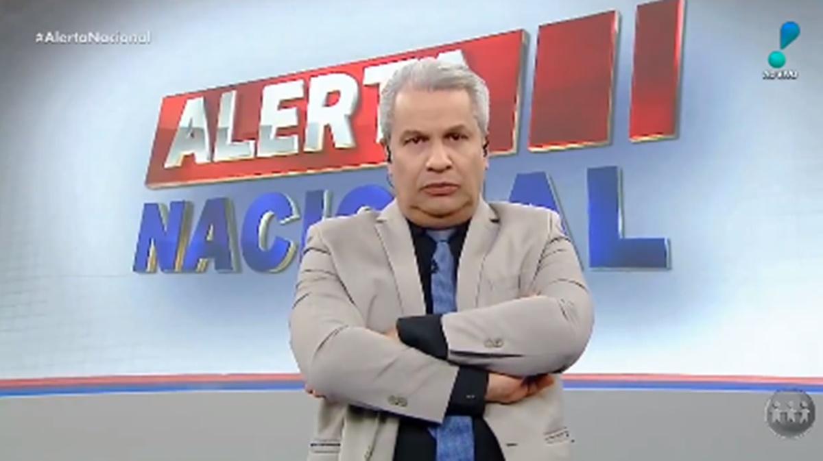 sikera jr redetv 1 - 'Vai dizer que a senhora manda no juiz?': Sikêra Junior ironiza processo de Xuxa contra ele e diz que vai recorrer