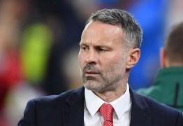 Ex-jogador do Manchester United e técnico da seleção galesa, Ryan Giggs é detido por suspeita de agressão à namorada
