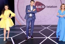 Teleton 2020 terá artistas em casa, live com prêmios e doação sem meta