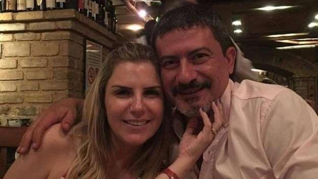tom veiga - Ex-mulher de Tom Veiga diz que os dois planejavam novo casamento