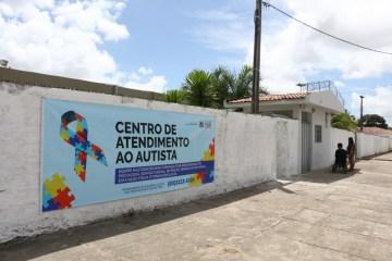 João Azevêdo inaugura Centro de Atendimento ao Autista em João Pessoa que irá disponibilizar 300 vagas